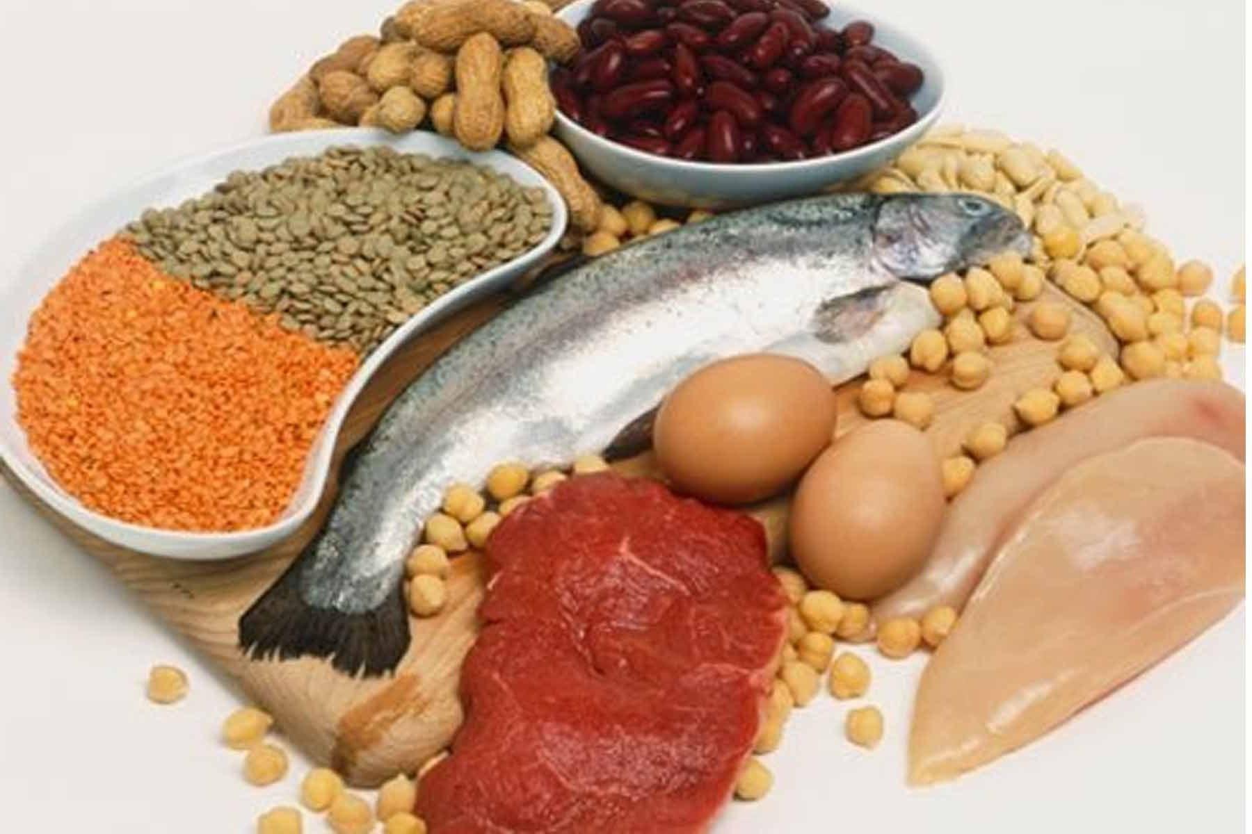 Principais Fontes de Aminoácidos Naturais