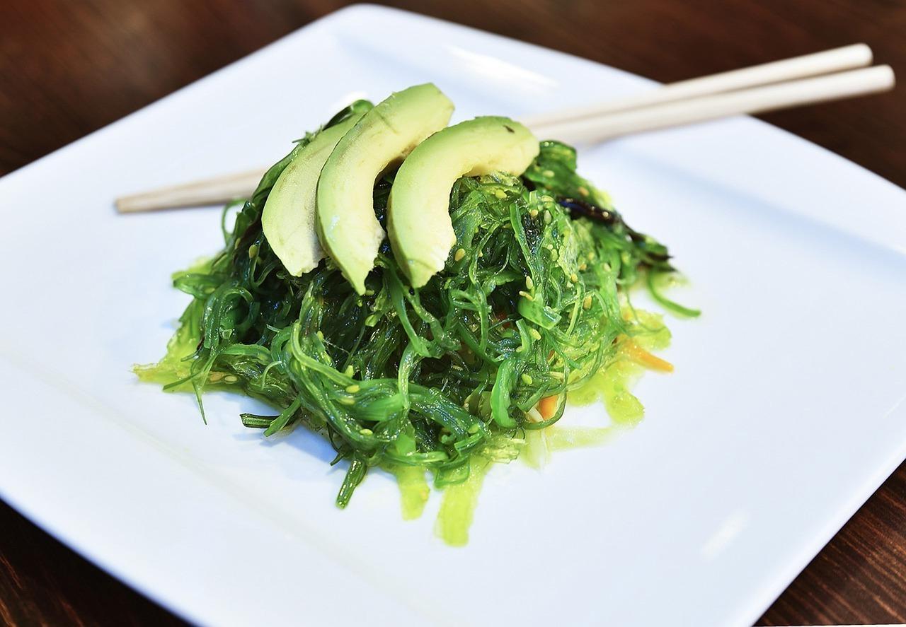 Algas Comestíveis Para Emagrecer