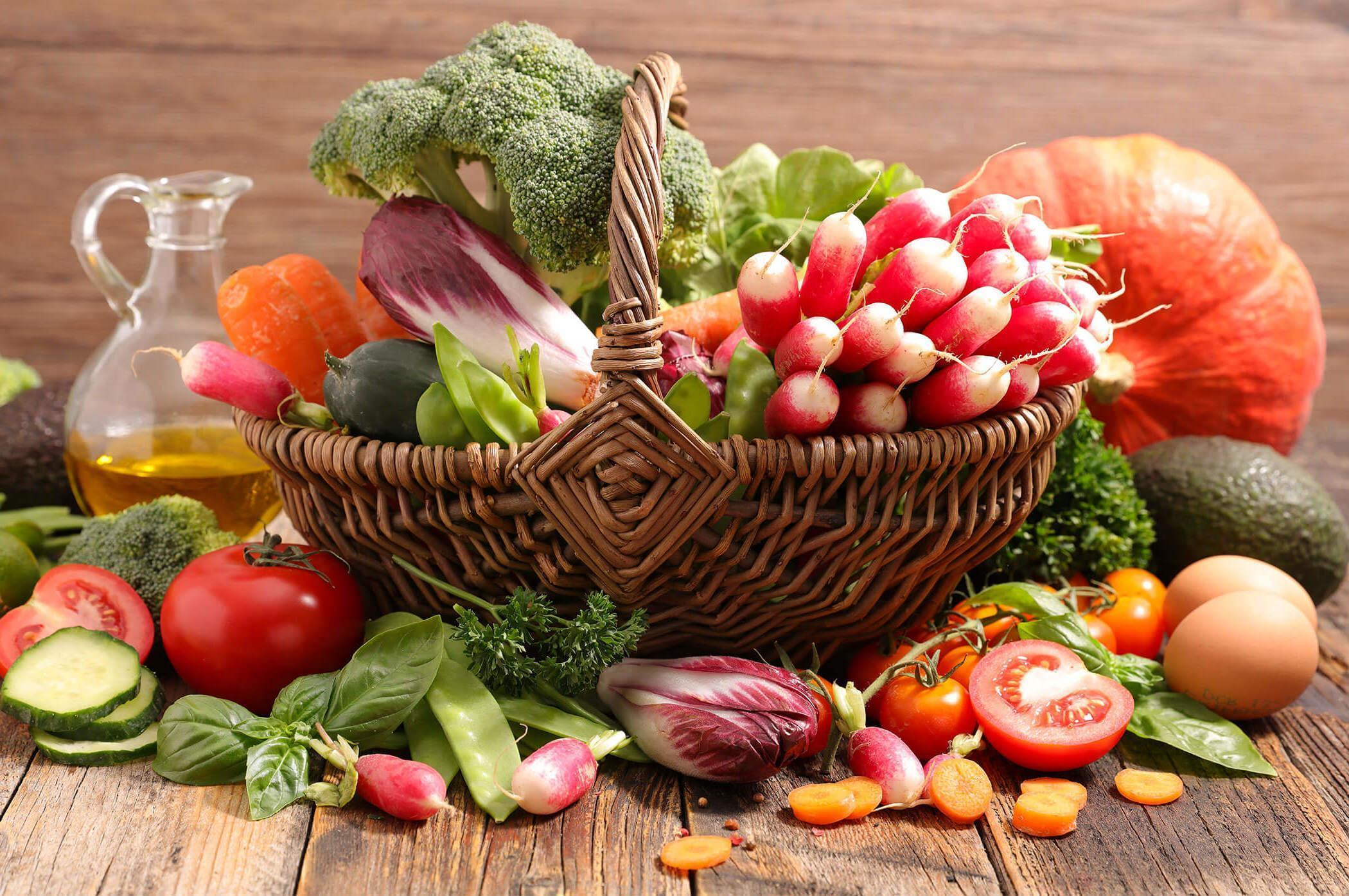 Benefícios dos Vegetais Verdes em nosso Organismo