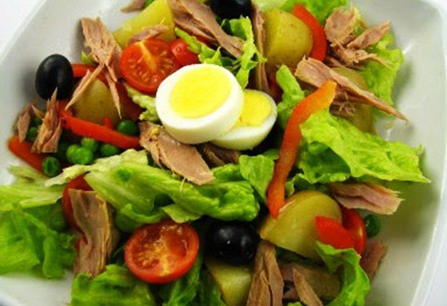 Saladas? Dicas para Torná-las mais Nutritivas!