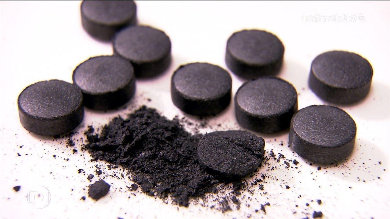 Carvão Ativado: Benefícios e Contraindicações